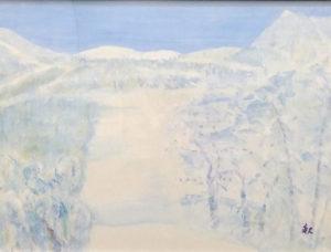 雪 深きころ F60